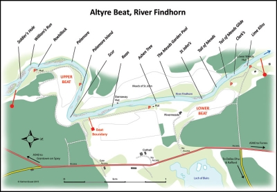 Altyre Beat Map