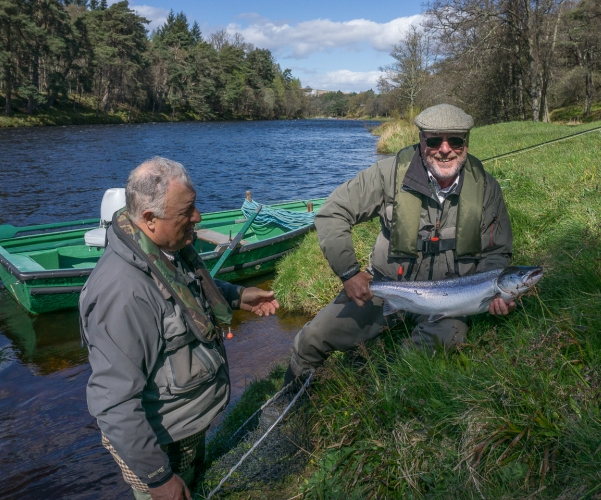 River Spey Knockando