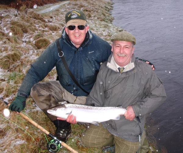 Ronnie & Keith,11lbs, Castleton Park