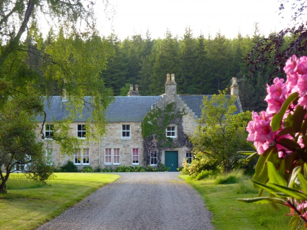 Dallas Estate, Moray