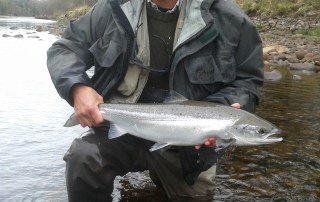 David Clark - 10 lbs. - Roan Pool, Altyre Estate, River Findhorn