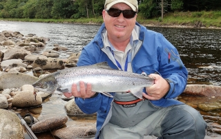 Ron Sutherland - 5 lbs., Garden Pool, Altlyre Estate, River Findhorn