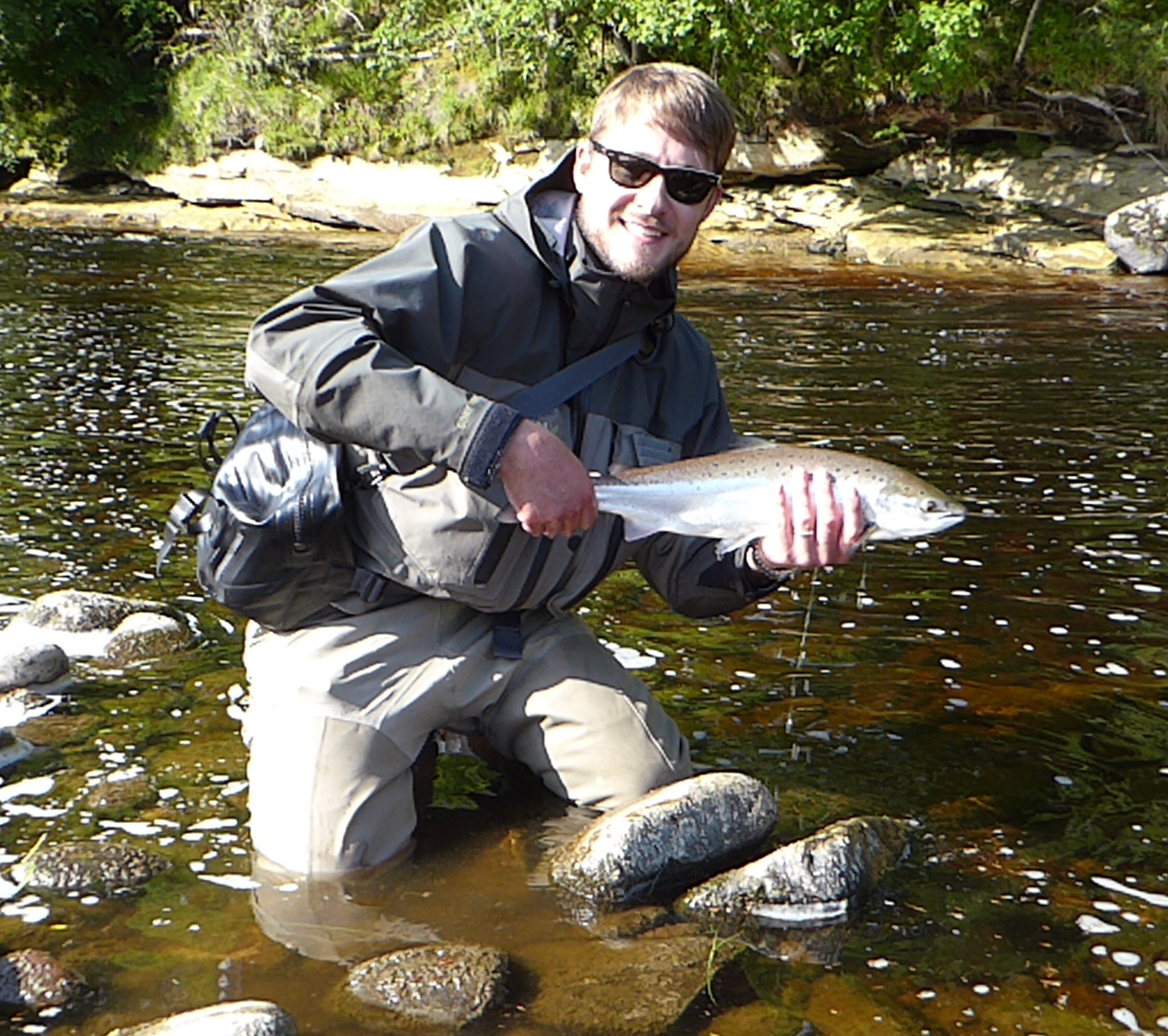 David Phillips, 4 lbs., Roan Pool, Altyre Estate, River Findhorn