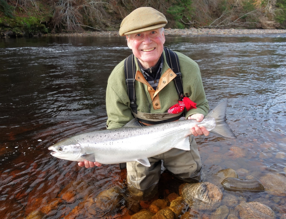 Salmon Fishing News for February through mid-March, 2019