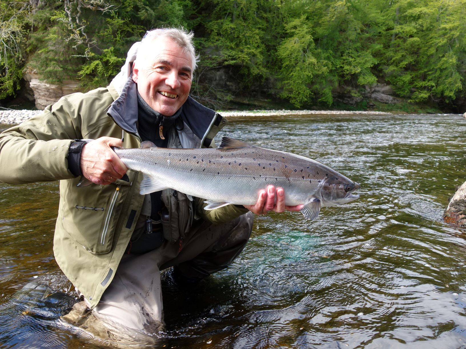 Torben Fyhring, 10 lbs., William's Run, Altyre Estate, River Findhorn